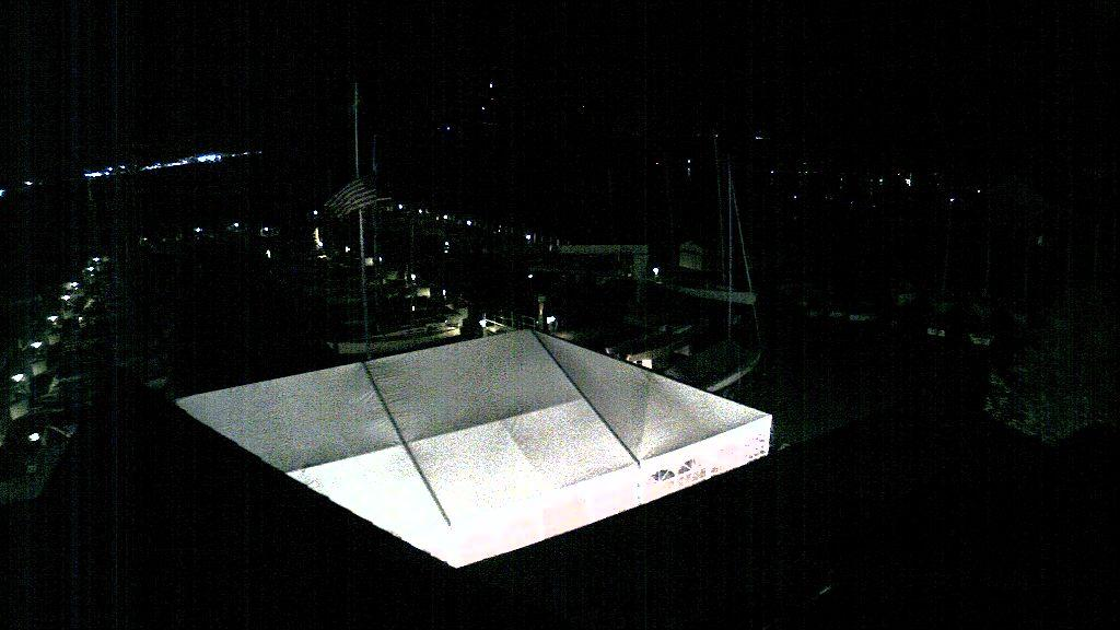 Webkamera Annapolis › East: Eastport Yacht Club