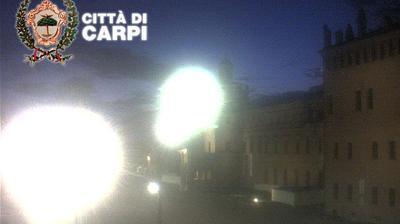Thumbnail of Correggio webcam at 5:07, Oct 23