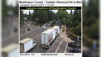 Tualatin: Washington County - Sherwood Rd at Martinazzi Ave - Day time