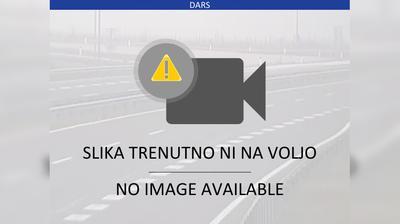 Vue webcam de jour à partir de Hrušica: A2/E61, Karavanke − Radovljica, predor Karavanke