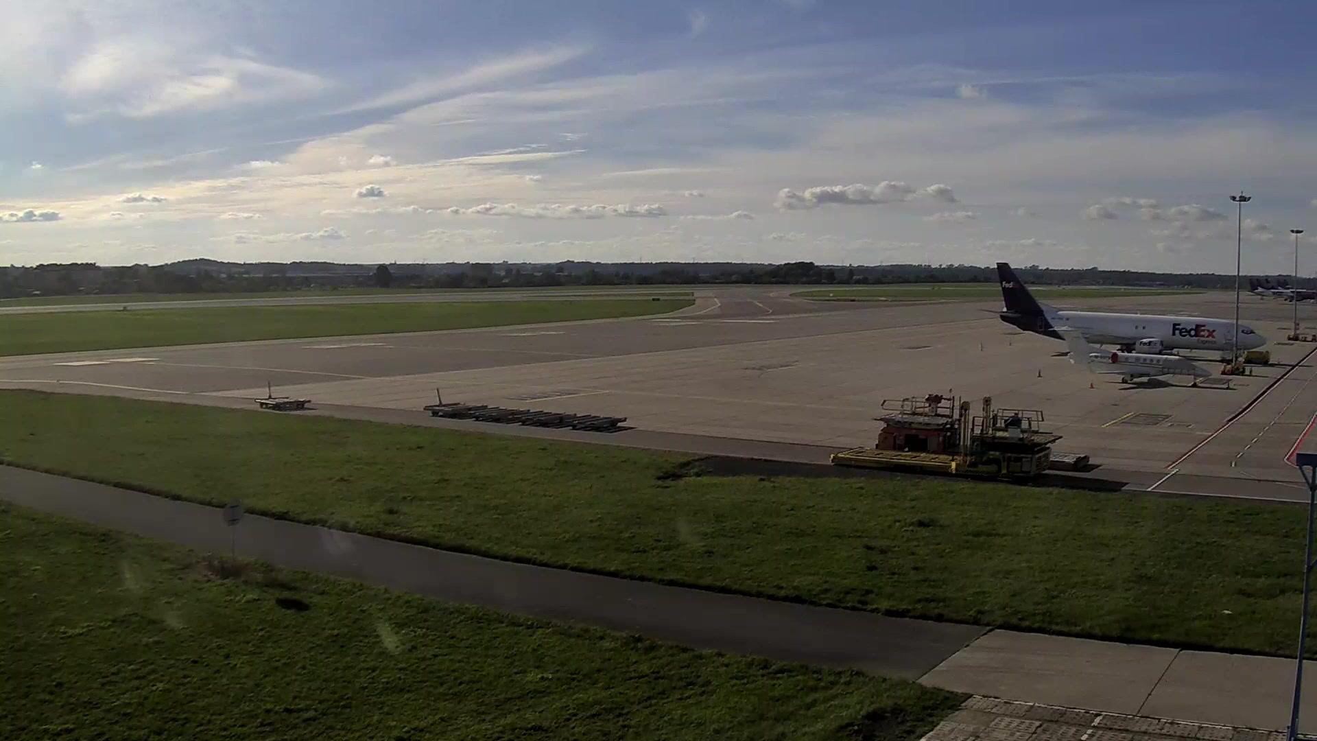 Webcam Gdańsk Lech Wałęsa Airport