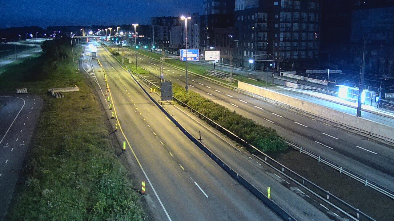 Webcam Tampere: Tie 12 − Rantatie