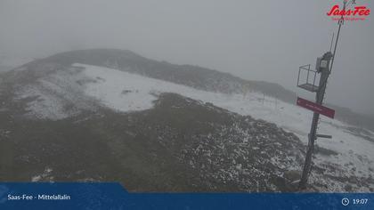 Saas-Fee: Mittelallalin