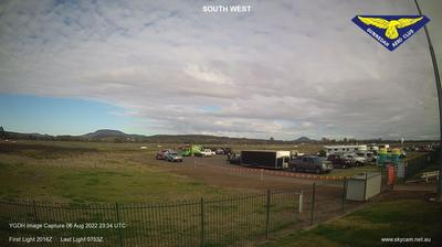 Thumbnail of Gunnedah webcam at 4:05, Feb 25