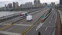 Taipei › West: Taipei Bridge - El día