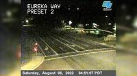 Redding: Eureka Way - Day time