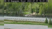 Unorganized North Cochrane: Highway  at Nagagami River Bridge - Actuales