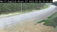 Unorganized Kenora District: Highway  near English River (Central Time) - El día