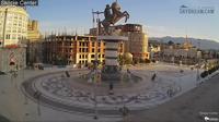 Centar: Skopje Center - Day time