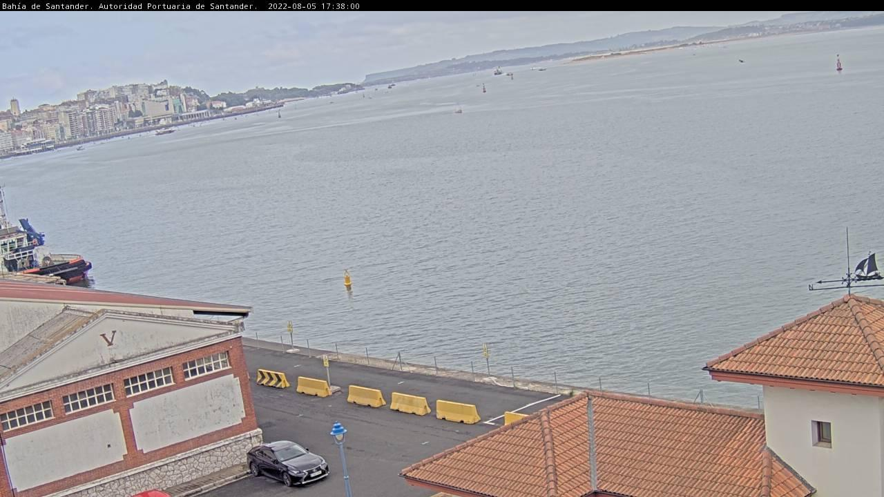 Webcam Santander: Puerto de