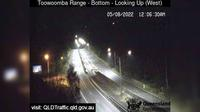 Toowoomba: Range - Bottom (Looking up - west) - Recent