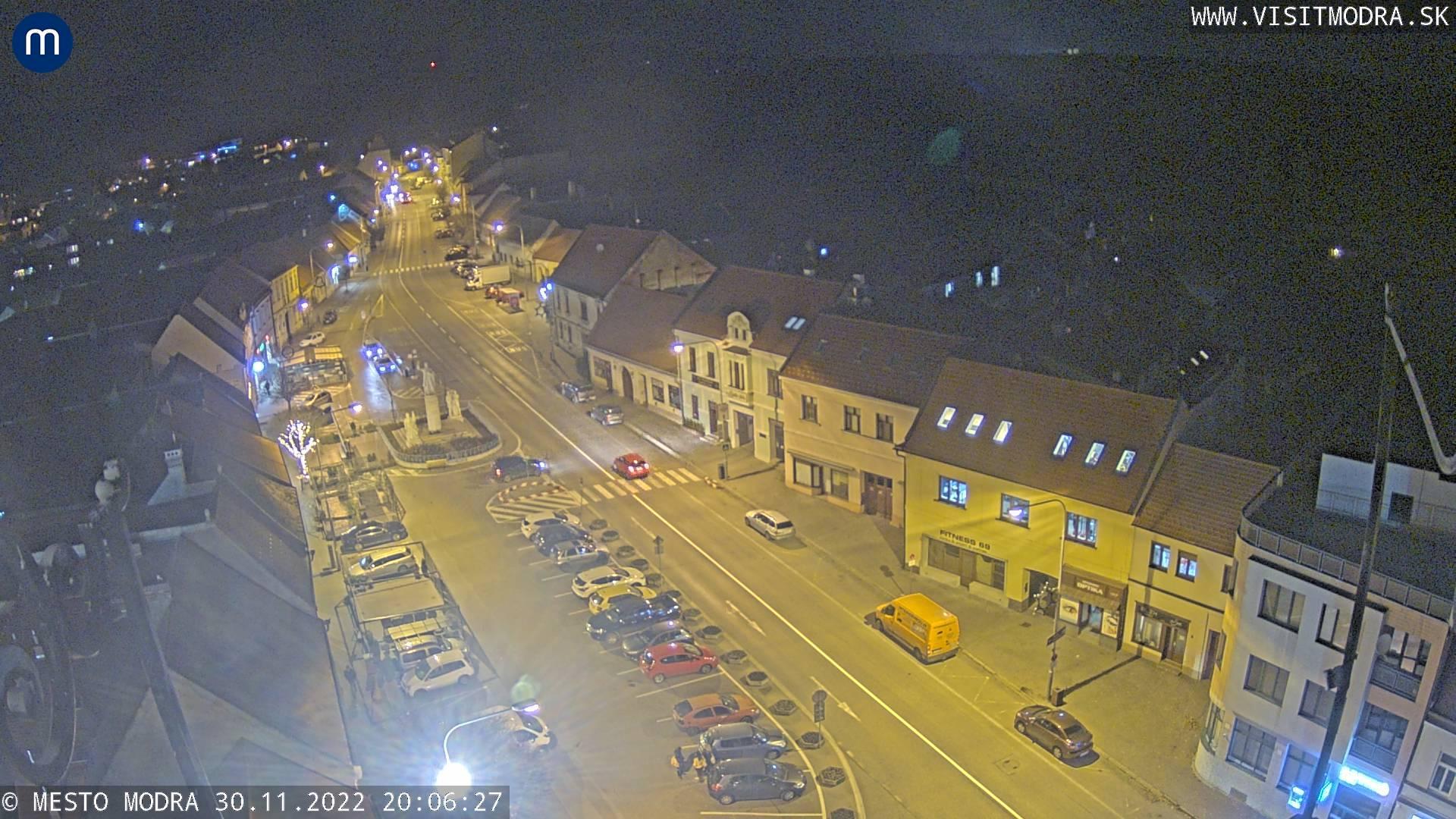 Webcam Modra