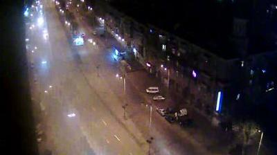 Webkamera Kiev: Vasilkovskaya Street