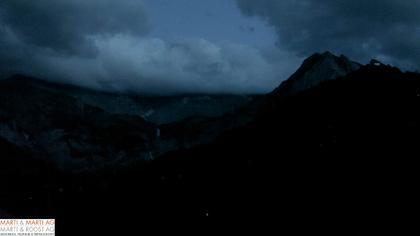 Adelboden: Ortsteil Gruebi, m.ü.M