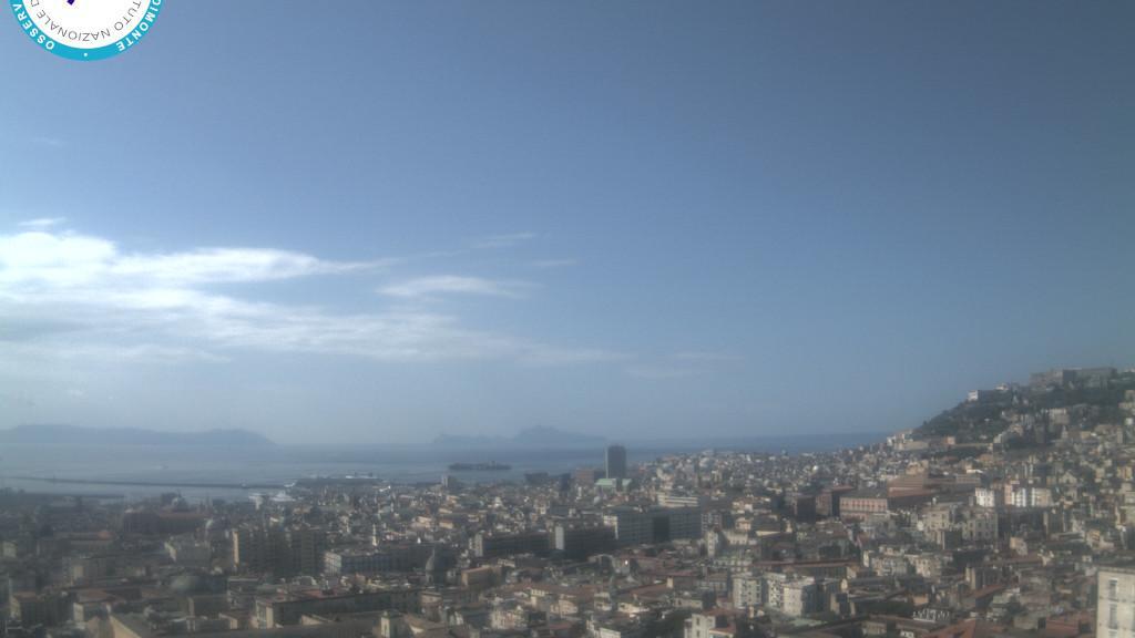 Webcam Capodimonte: Capri, Napoli
