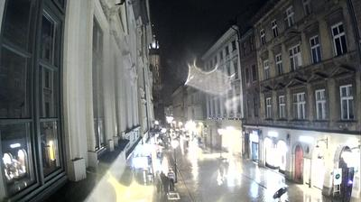 Webcam Krakow: ul. Floriańska