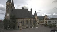 Köthen: Markt Square - Anhalt-Bitterfeld - Day time