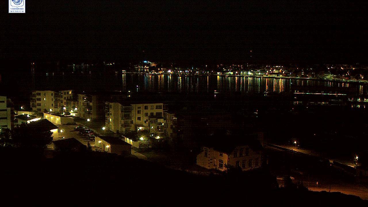 Webcam Västervik: Skeppsbrofjärden
