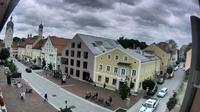 Erding: Landshuter Strasse - El día