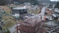 Ultima vista de la luz del día desde たかやま: Takayama