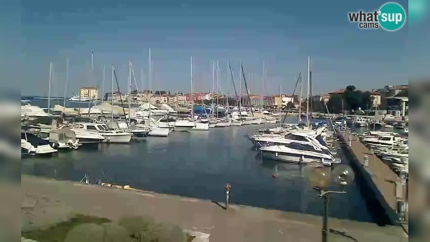 Webcam Poreč: Marine