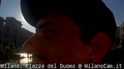 Webcam Milan › East: Duomo di Milano