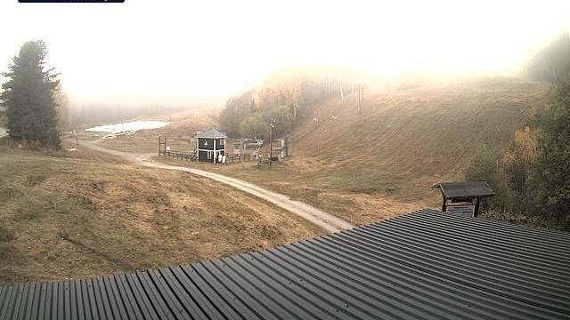 Webkamera Sånnaboda › North: Storstenshöjden Södra: Slalomba