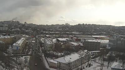 Webkamera Terebilovka: Владивосток − Ивановская, 17 Площадь