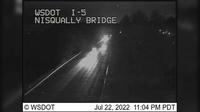 Lacey: I- at MP .: Nisqually Bridge - Recent