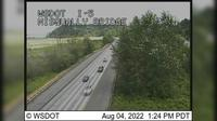Lacey: I- at MP .: Nisqually Bridge - Overdag