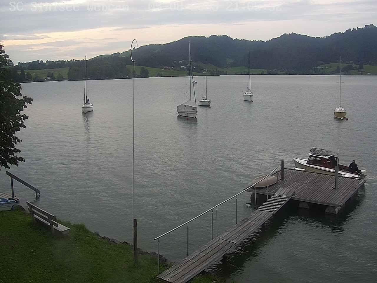 Einsiedeln: Sihlsee