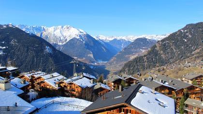 Val de Bagnes: Verbier