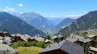 Bagnes: Verbier - Day time