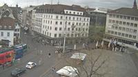 Basel: Altstadt Grossbasel - Overdag