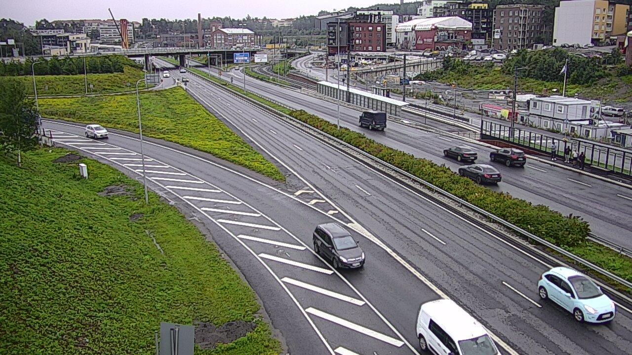Webcam Tampere: Tie 12 − Santalahdenpuisto