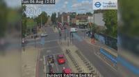 Little London: Burdett Rd/Mile End Rd - Actuales