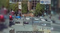 City of London: Elephant & Castle/New Kent Rd - El día