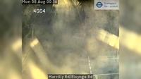 London: Marcilly Rd/Elsynge Rd - Actual