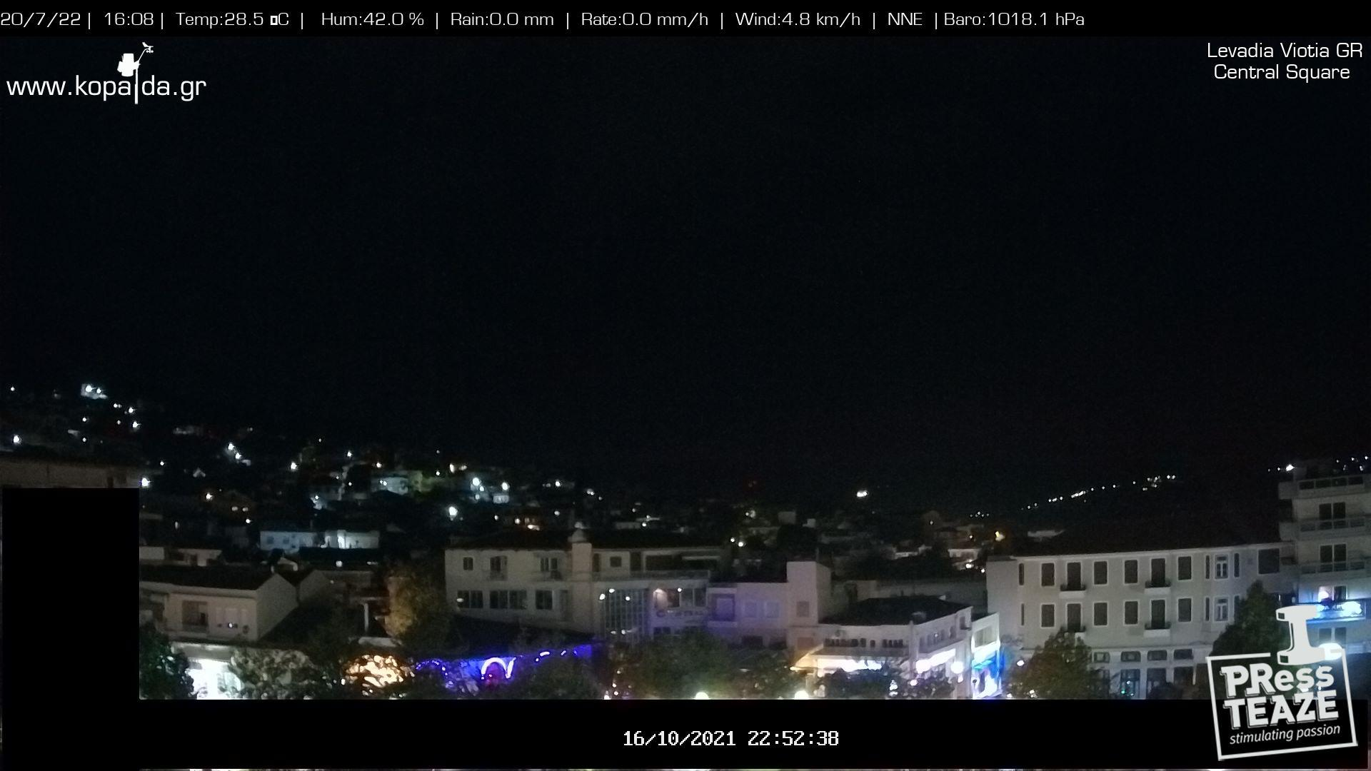 Webkamera Livadeia: Central