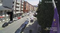 Villablino › North-West: Avenida de la Constitución - Dia