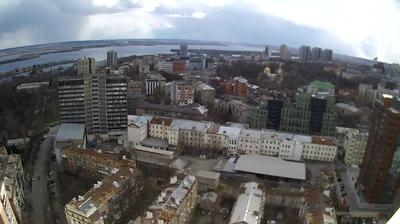 Daylight webcam view from Dnipro: Днепр Днепропетровская область, Украина