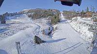 Sinnes: �lsheii - Vest-Agder - ski slope - El día