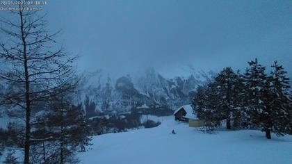 Kandersteg › Nord-West: Doldenhornhütte