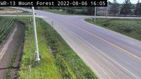 Wellington North: Highway  near Sideroad - Actuales
