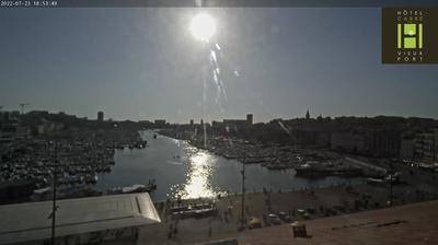 Marseille › Sud-est: Port of Marseille Fos - Container Terminal