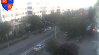 Webcam Pârâeşti: Mioveni 4: Bulevardul Dacia (Sud)
