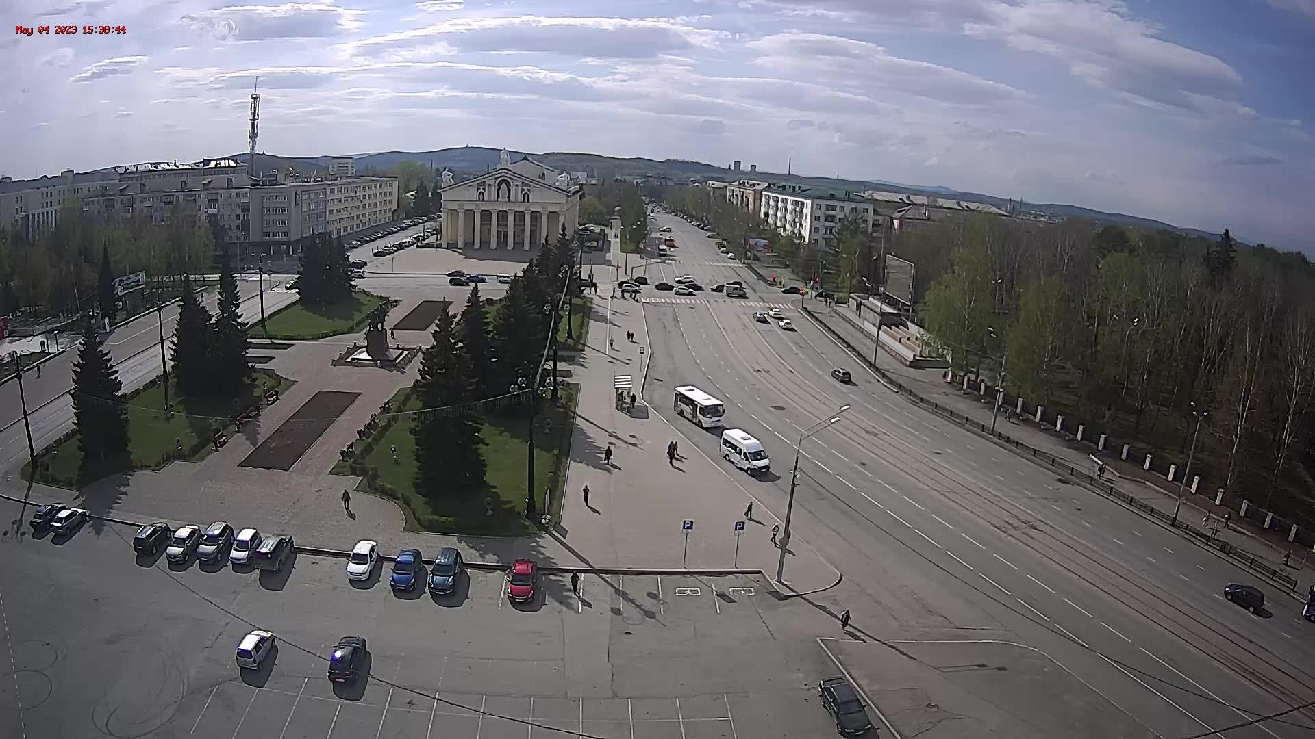 Webcam Нижний Тагил: pr. Lenina, 57