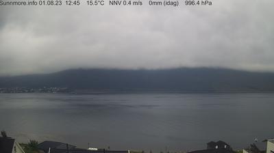 Vue webcam de jour à partir de Ålesund: Hessa/Sula