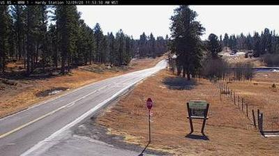 Webcam Buckhorn: US-85 at Hardy Station near WY Border (M