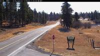 Buckhorn: US- at Hardy Station near WY Border (MM .) - Day time